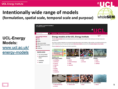 Energy Modelling for UK Policy Insights: Successes, Failures, Lessons and Future Directions